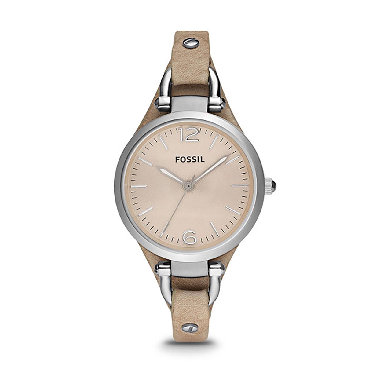 ساعت مچی عقربه ای زنانه فسیل مدل ES2830 34