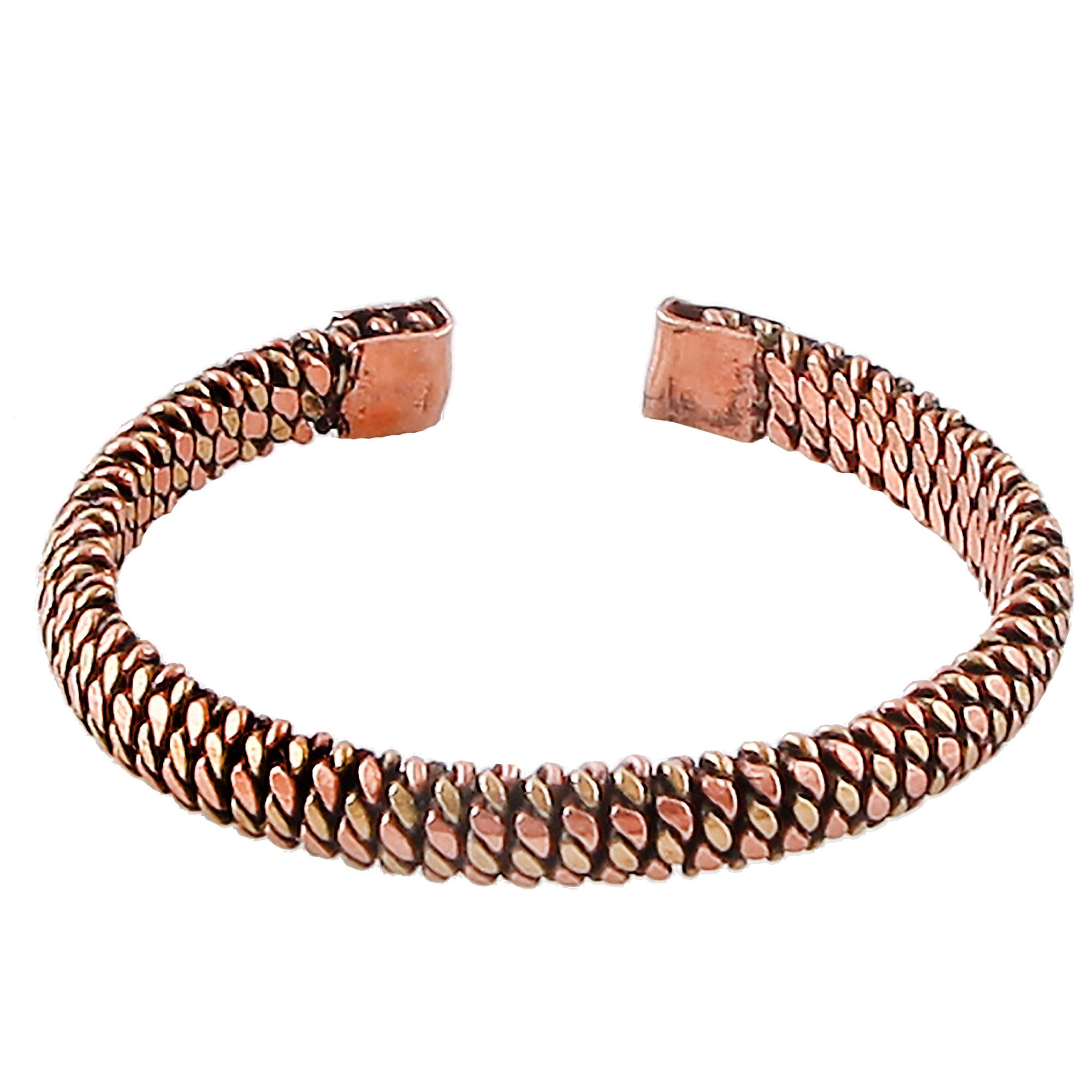 قیمت دستبند مسی گالری مثالین کد 149221