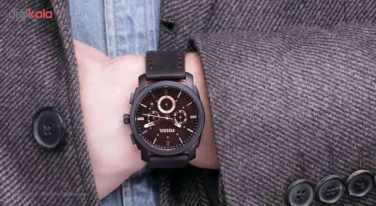 ساعت مچی عقربه ای مردانه فسیل مدل FS4656