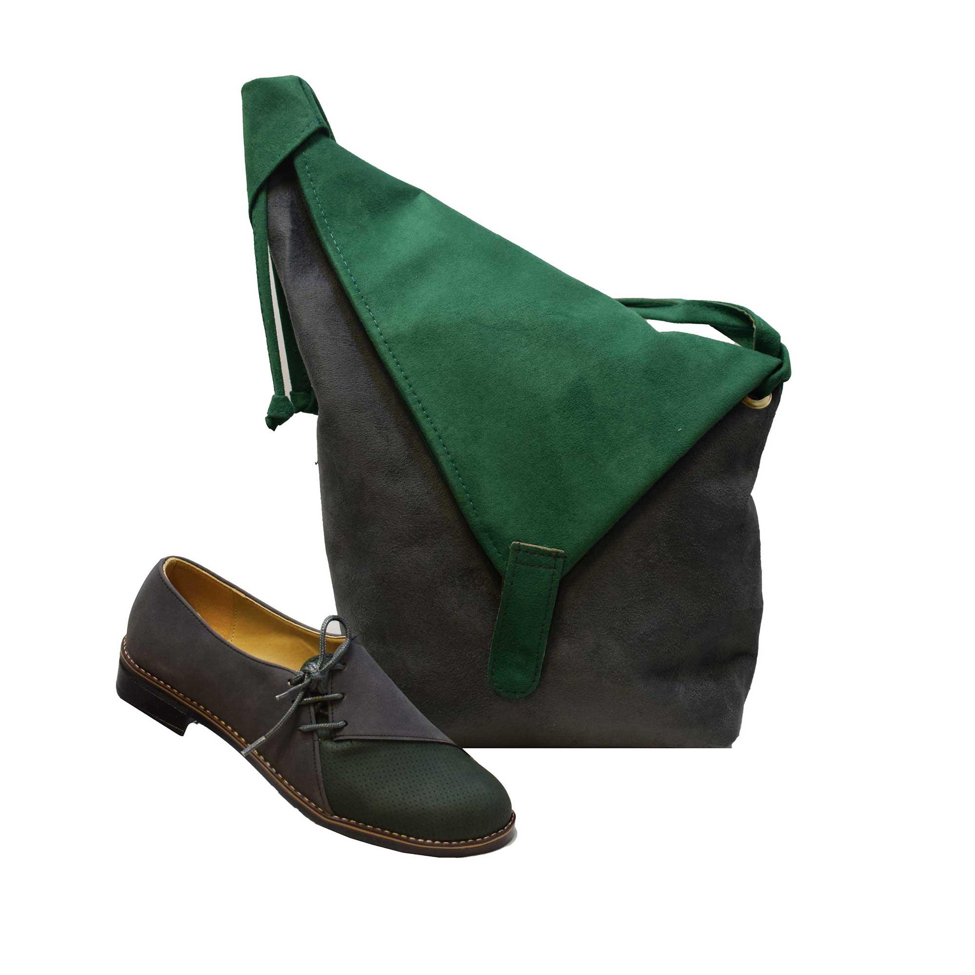 ست کیف و کفش زنانه آذاردو مدل SE02703