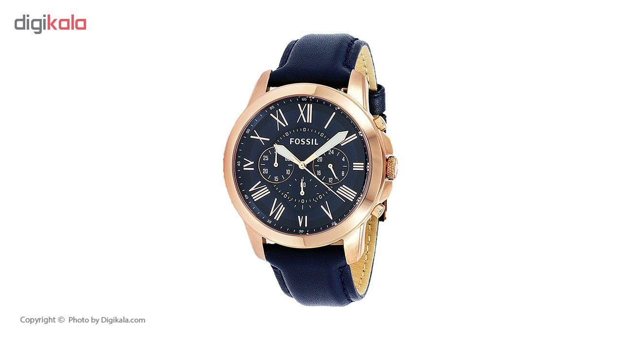 خرید ساعت مچی عقربه ای مردانه فسیل مدل FS4835 | ساعت مچی