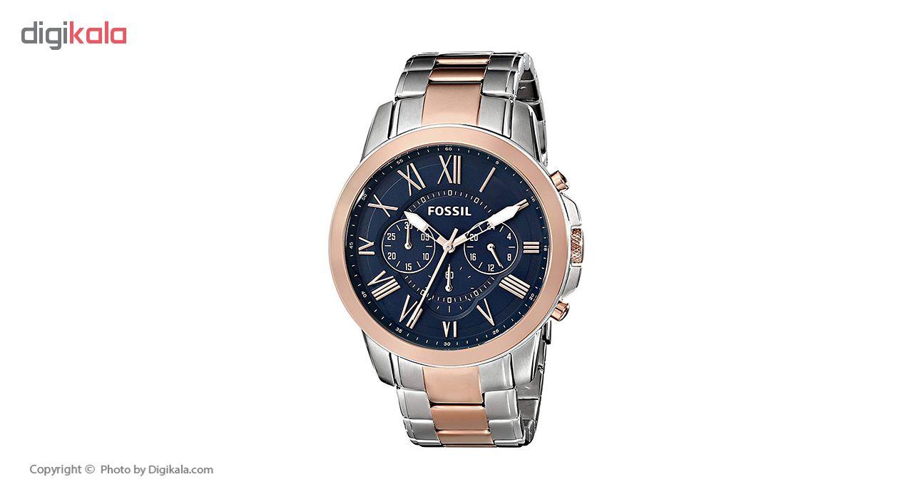 خرید ساعت مچی عقربه ای مردانه فسیل مدل FS5024 | ساعت مچی
