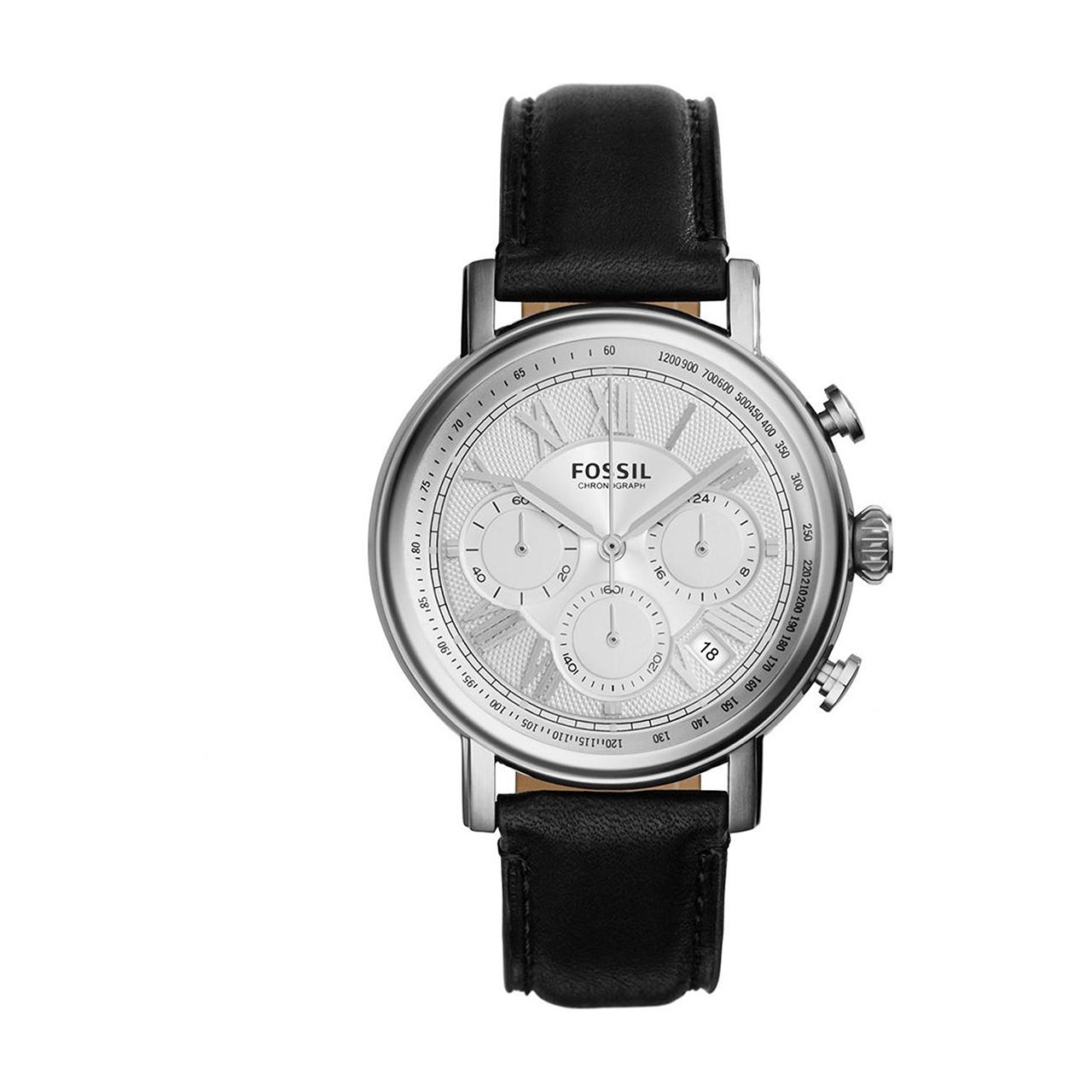 ساعت مچی عقربه ای مردانه فسیل مدل FS5102