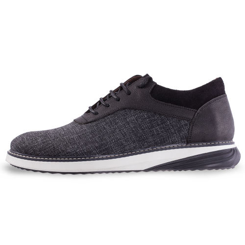 کفش مردانه اسپرت مشکی مدل نایس