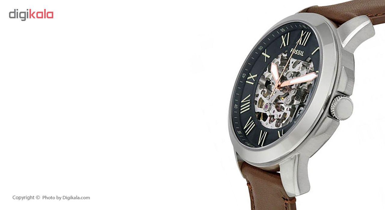 ساعت مچی عقربه ای مردانه فسیل مدل ME3100