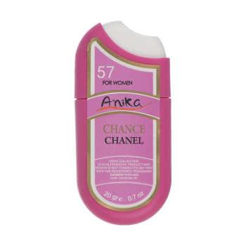 عطر جیبی زنانه آنیکا مدل Chanel حجم 20 میلی لیتر