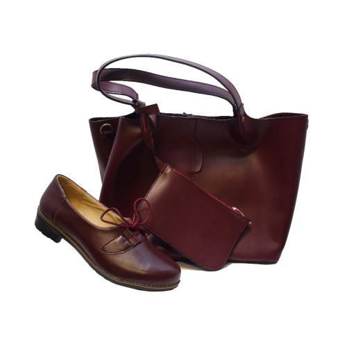 ست کیف و کفش زنانه آذاردو مدل SE025/23