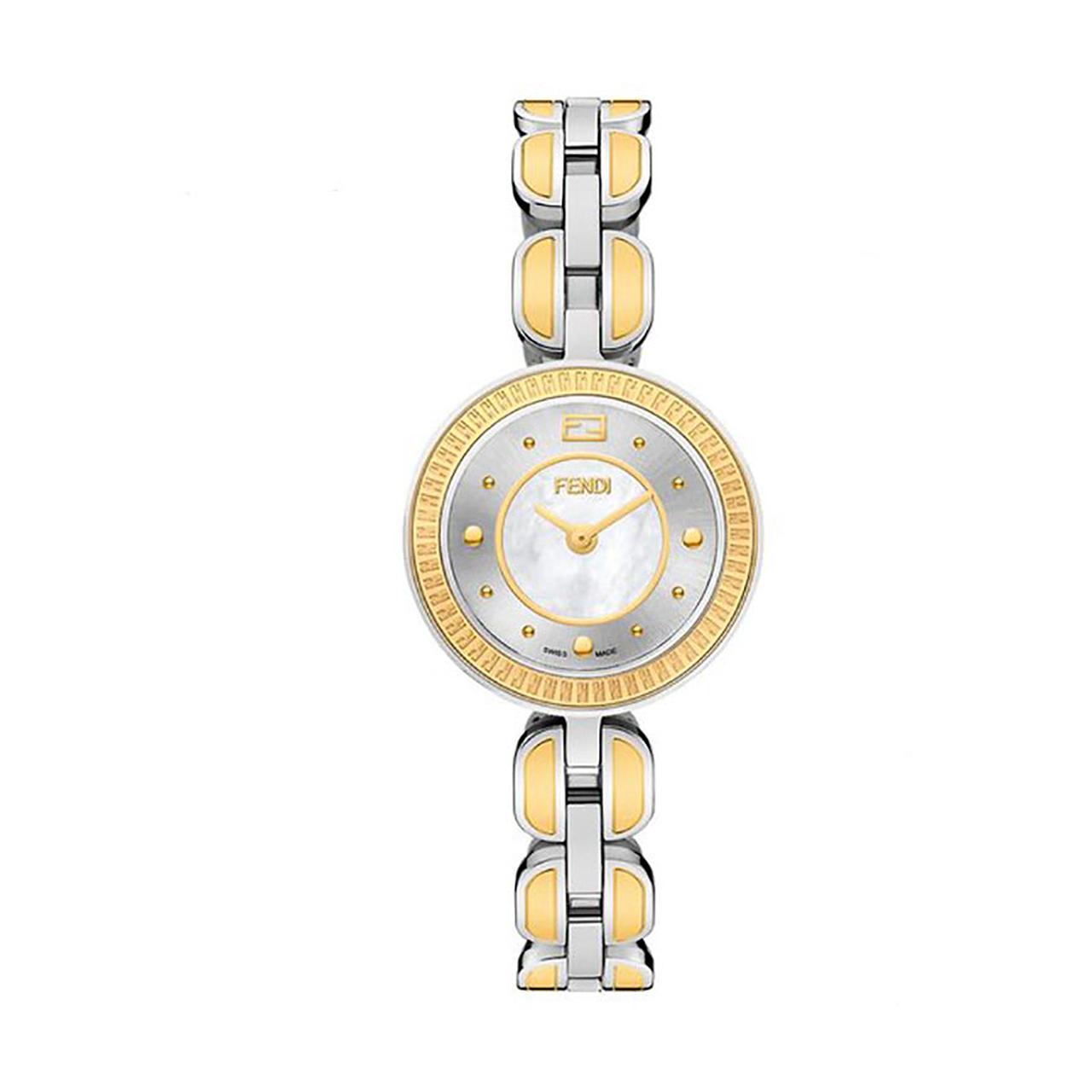 ساعت مچی عقربه ای زنانه فندی مدل F371124500