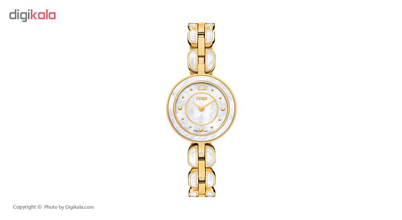 ساعت مچی عقربه ای زنانه فندی مدل F374424500