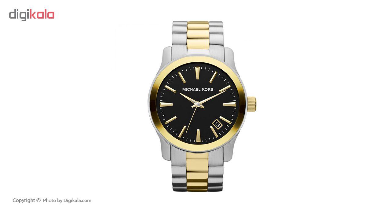 خرید ساعت مچی عقربه ای مردانه مایکل کورس مدل MK7064