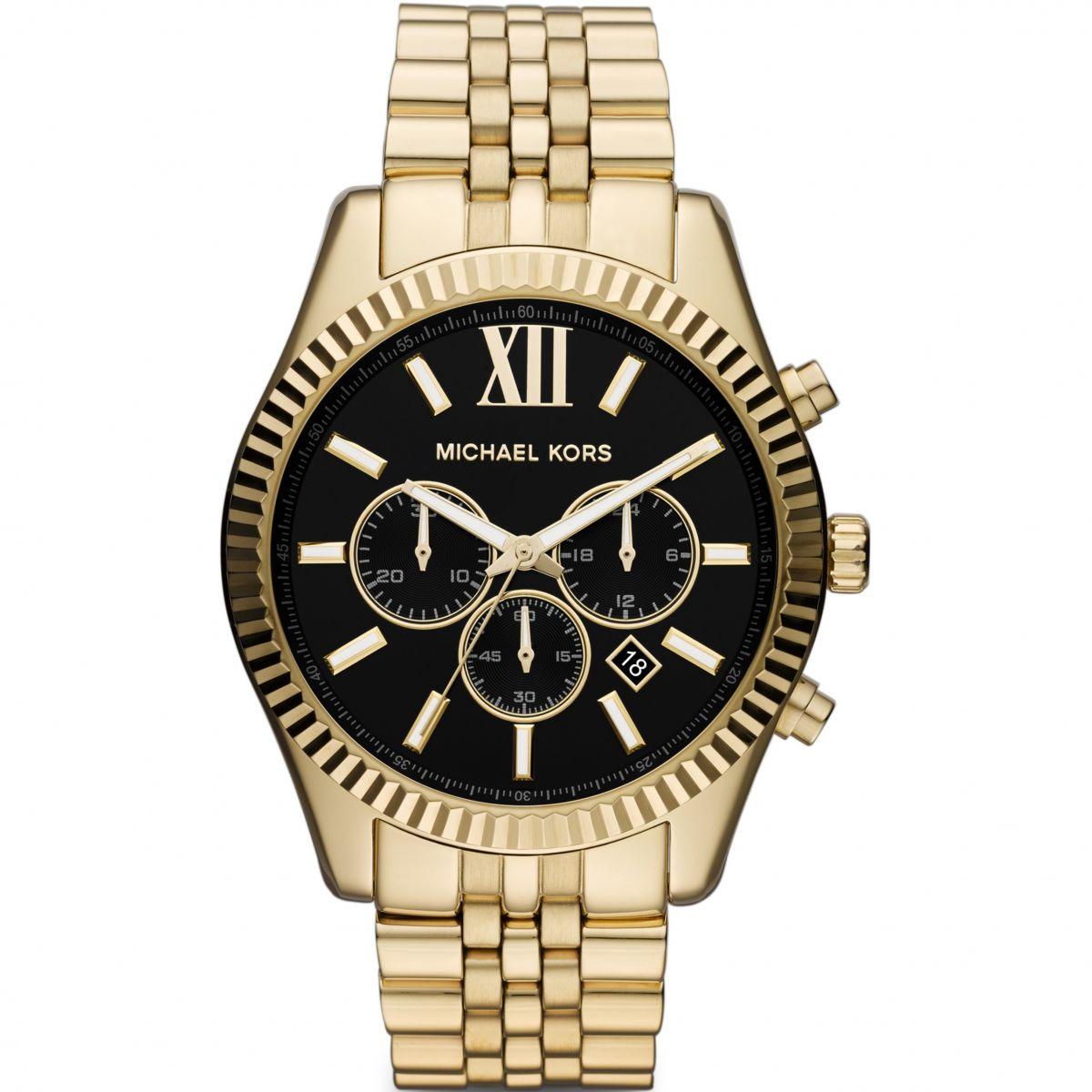 ساعت مچی عقربه ای مردانه مایکل کورس مدل MK8286