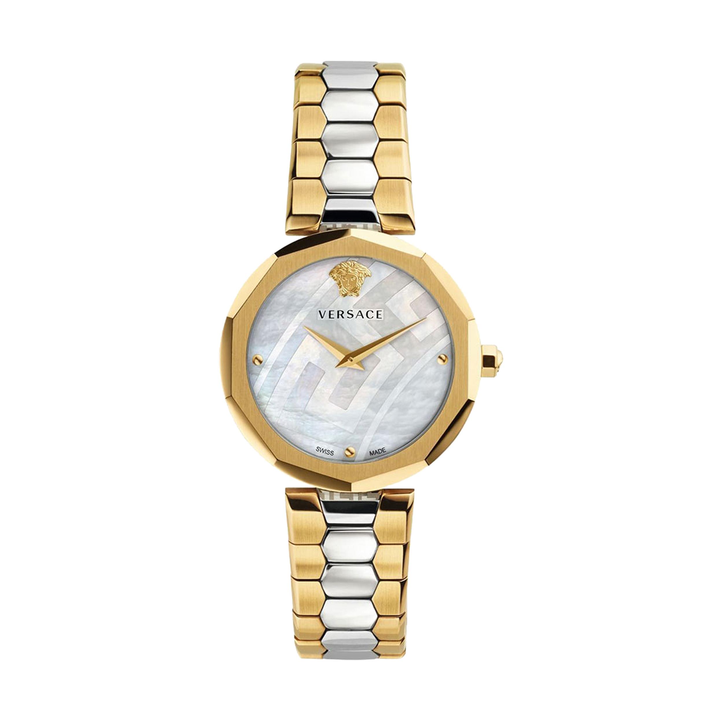 خرید ساعت مچی عقربه ای زنانه ورساچه مدل V17040017