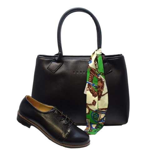 ست کیف و کفش زنانه کد SE03505