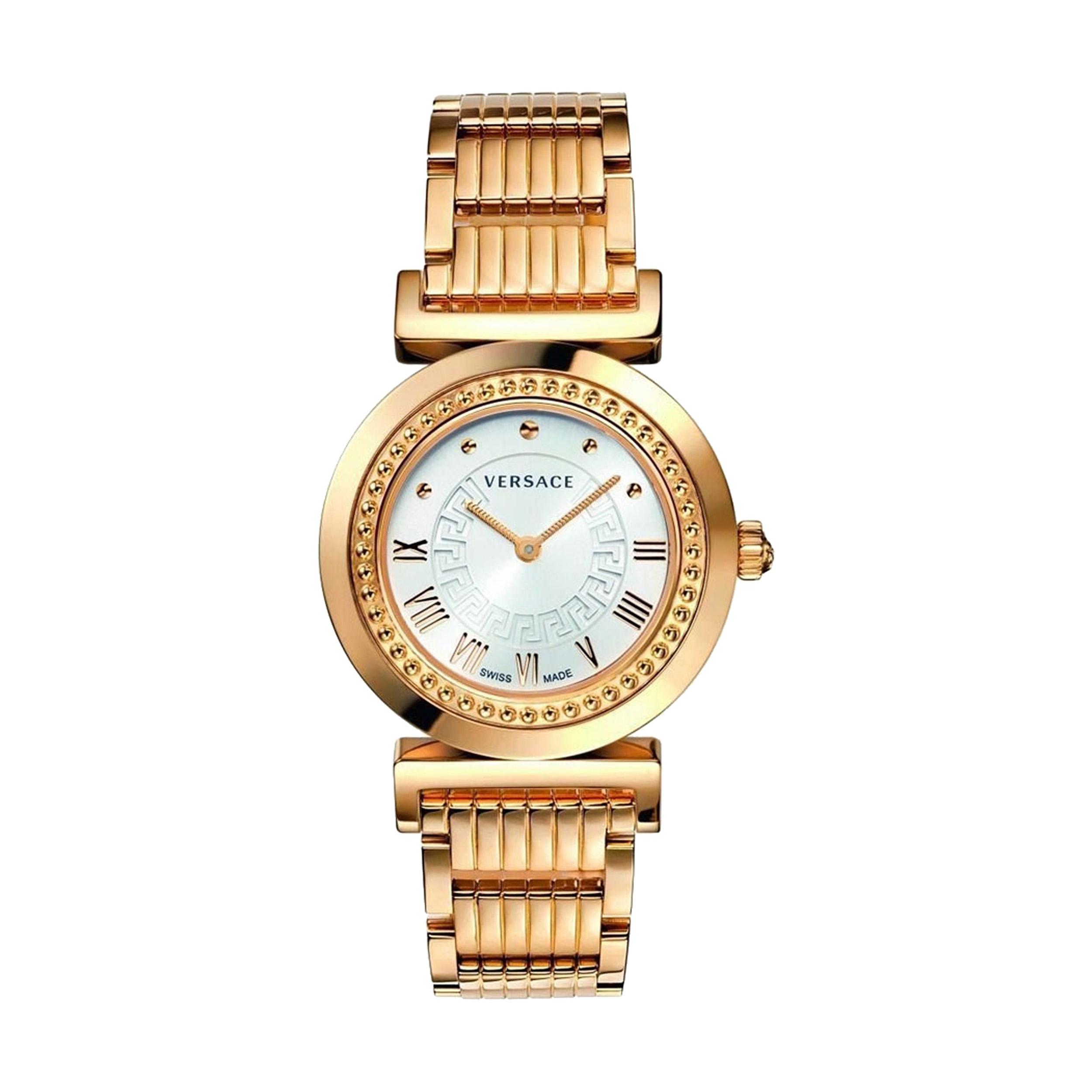 خرید ساعت مچی عقربه ای زنانه ورساچه مدل VP5Q80D001S080