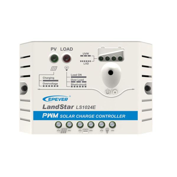 کنترل کننده شارژ خورشیدی ای پی اور مدل LS1024E