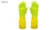 دستکش آشپزخانه ویولت سایز L بسته 1 جفتی main 1 1