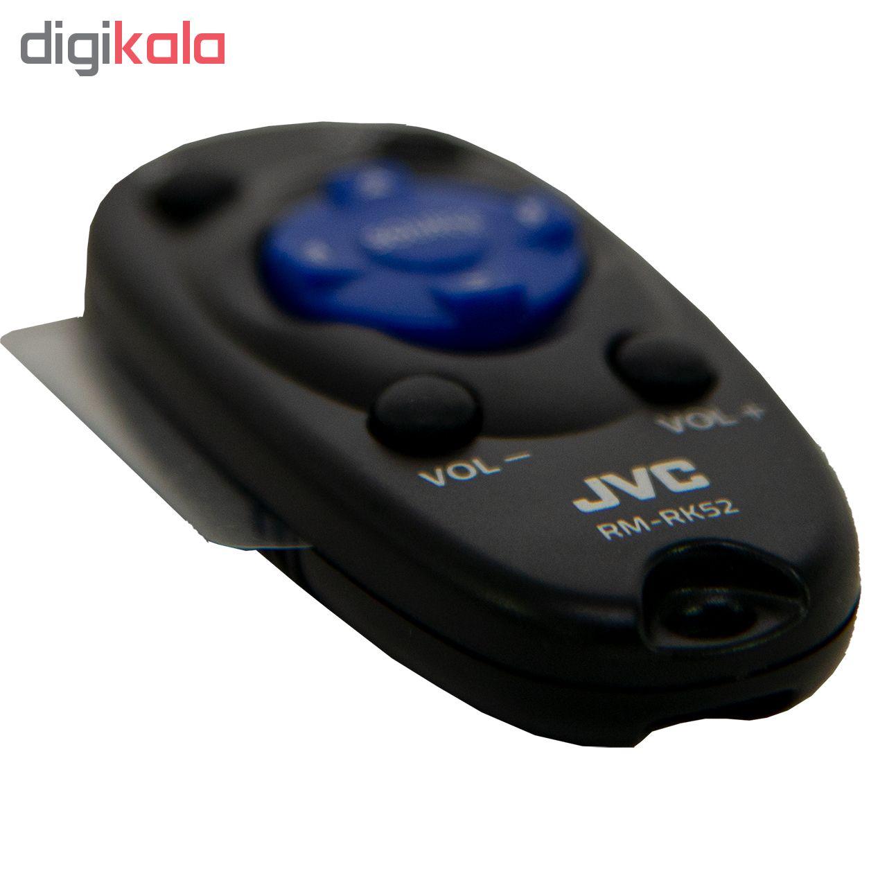 ریموت کنترل جی وی سی مدل RM-RK52