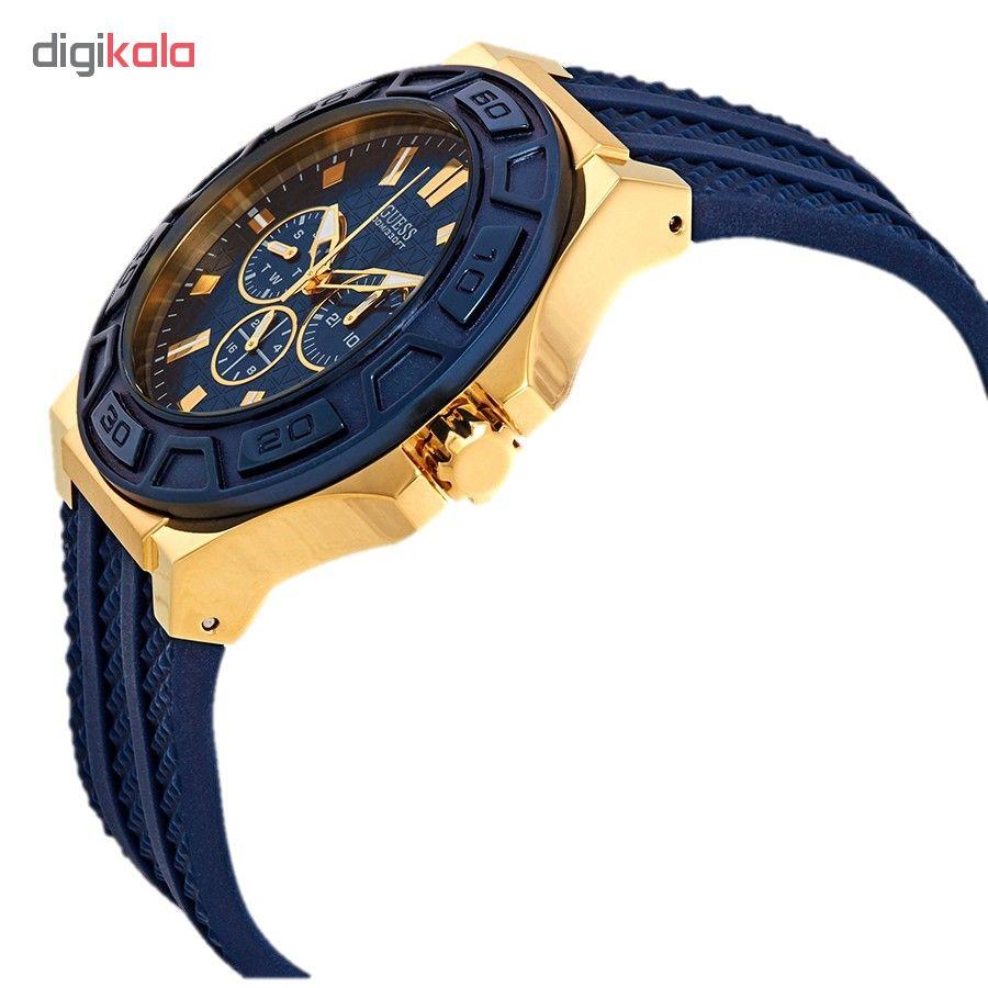 ساعت مچی عقربه ای مردانه گس مدل W0674G2