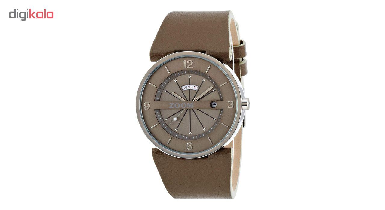 خرید ساعت مچی عقربه ای مردانه ZOOM مدل Zm.3660m.2525