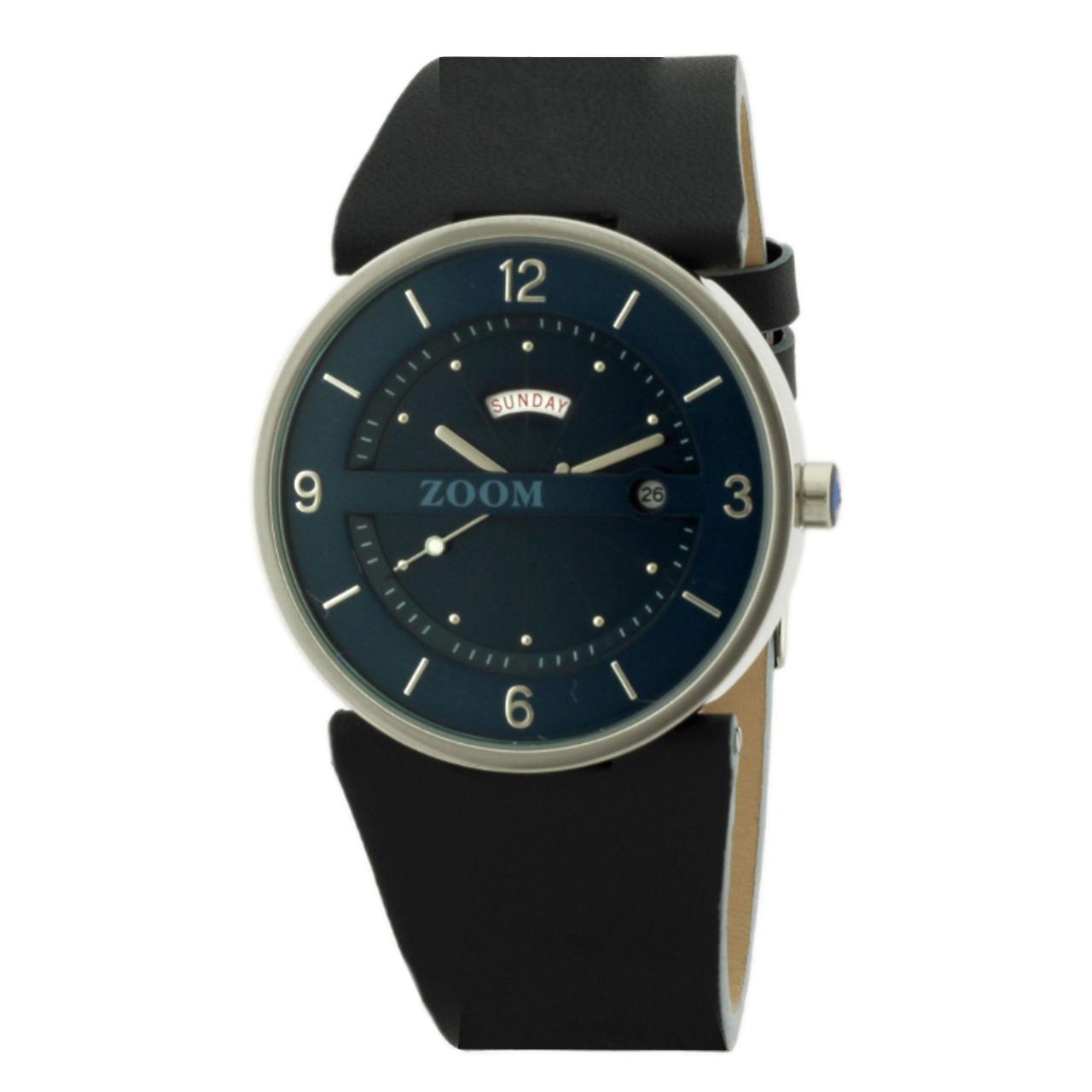 ساعت مچی عقربه ای مردانه ZOOM مدل ZM.3658M.2511