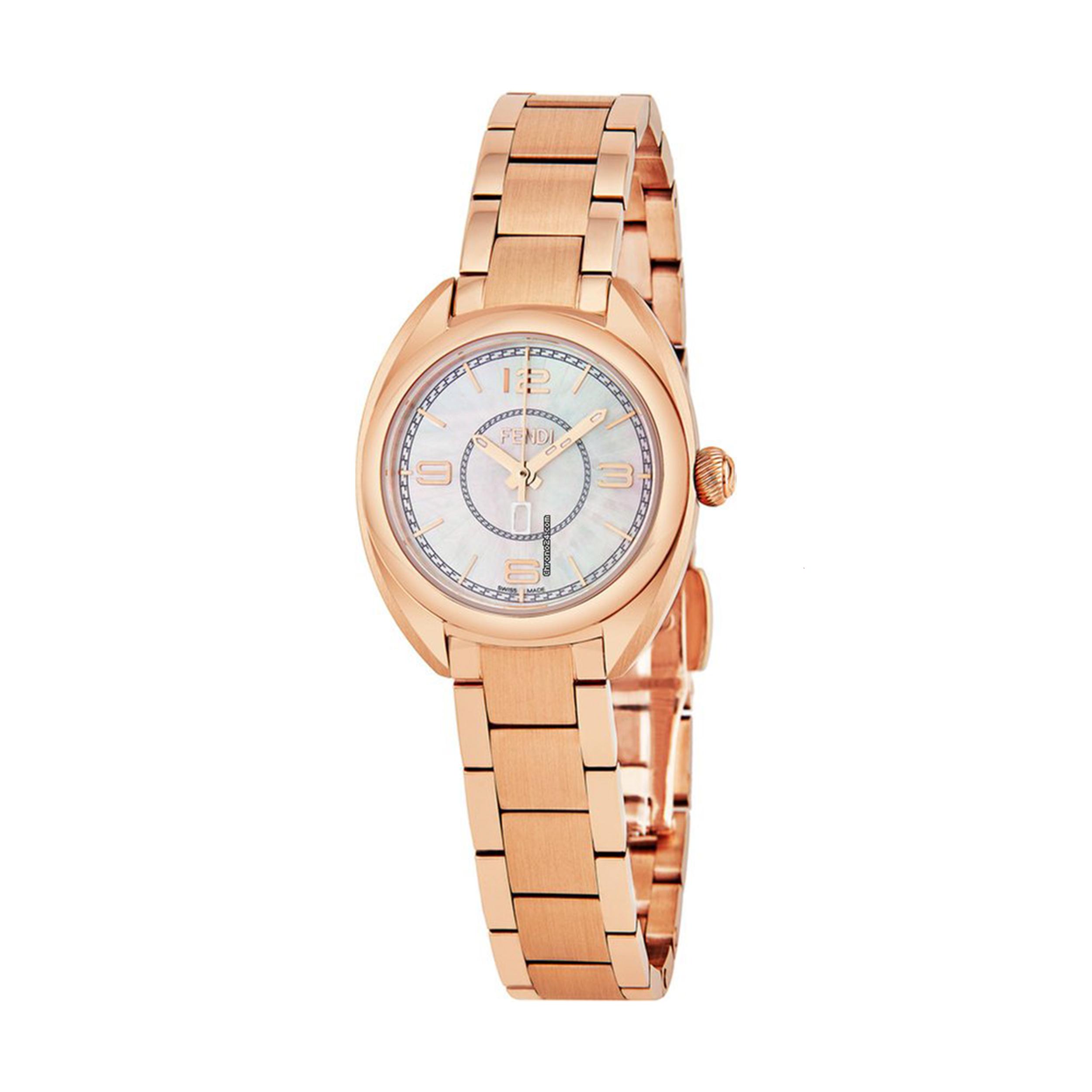 خرید ساعت مچی عقربه ای زنانه فندی مدل F218524500