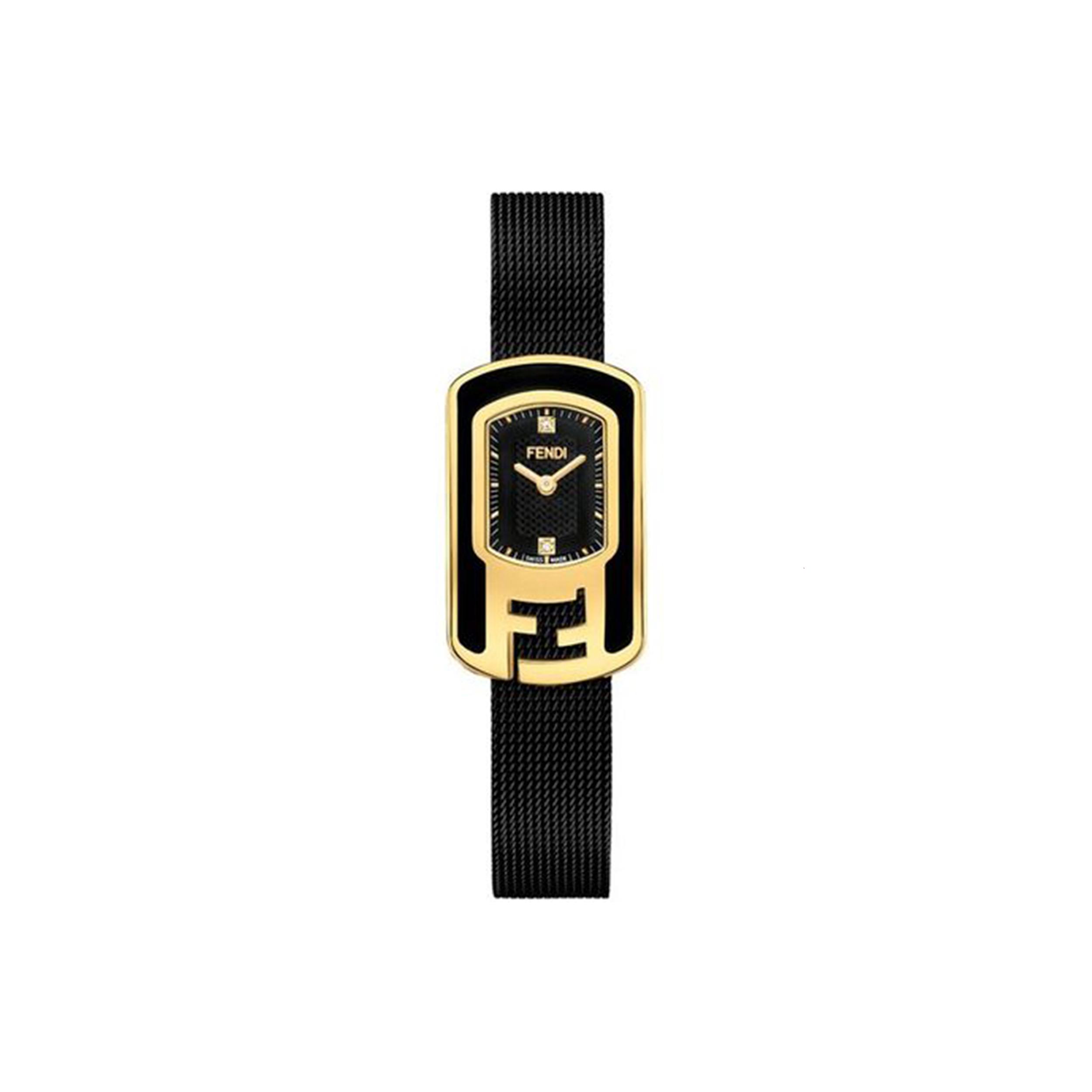 خرید ساعت مچی عقربه ای زنانه فندی مدل F341431000D1