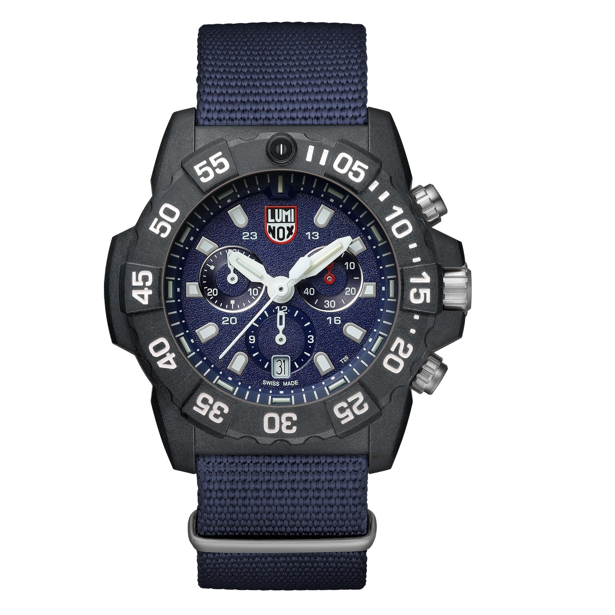 کد تخفیف                                      ساعت مچی عقربه ای مردانه لومیناکس مدل XS.3583.ND