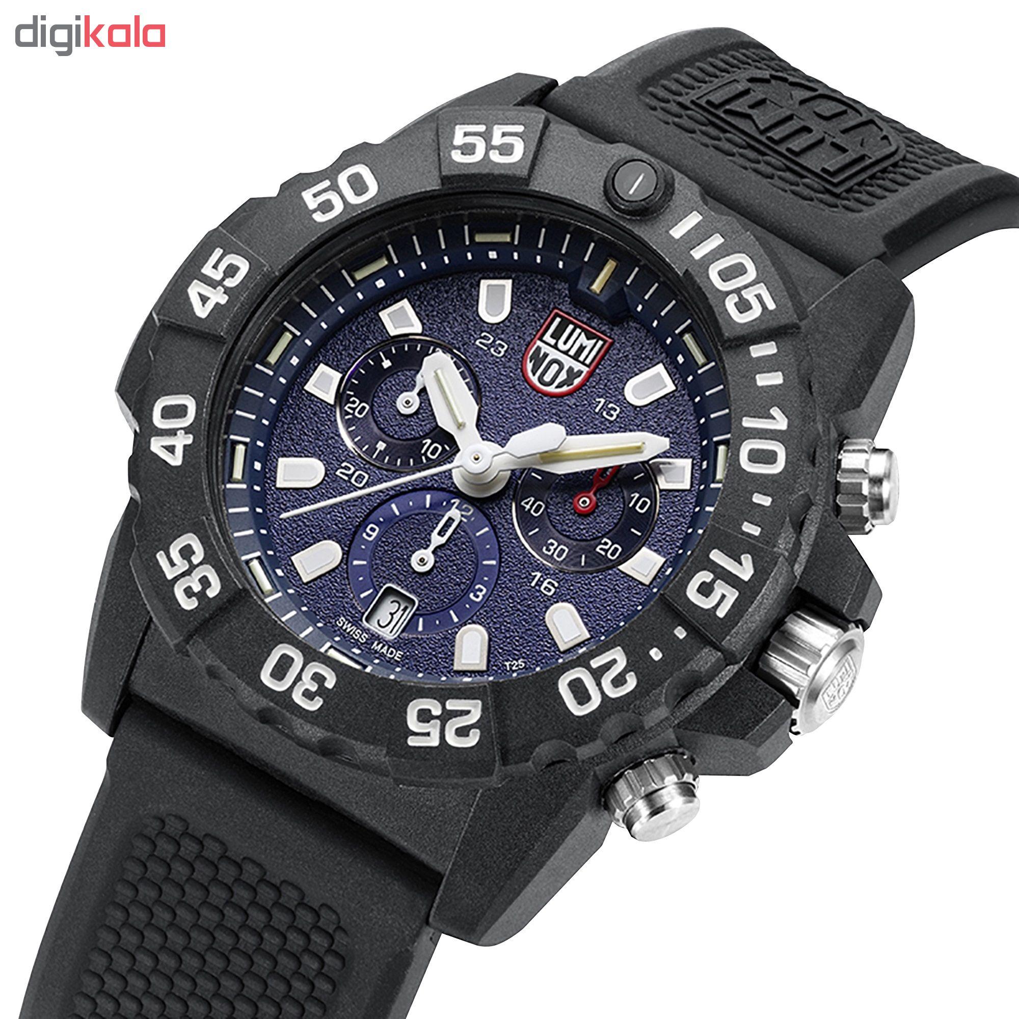 ساعت مچی  مردانه لومیناکس مدل XS.3583.ND              اصل