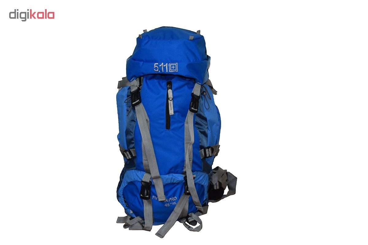 کوله پشتی کوهنوردی 55 لیتری 5.11 مدل AG3001 main 1 3