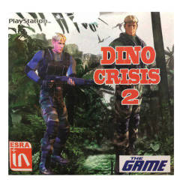 بازی Dino Crisis 2 مخصوص ps1