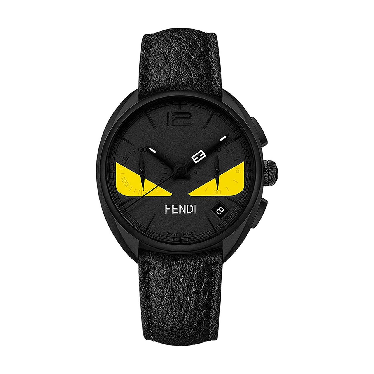 خرید ساعت مچی عقربه ای مردانه فندی مدل F214611611