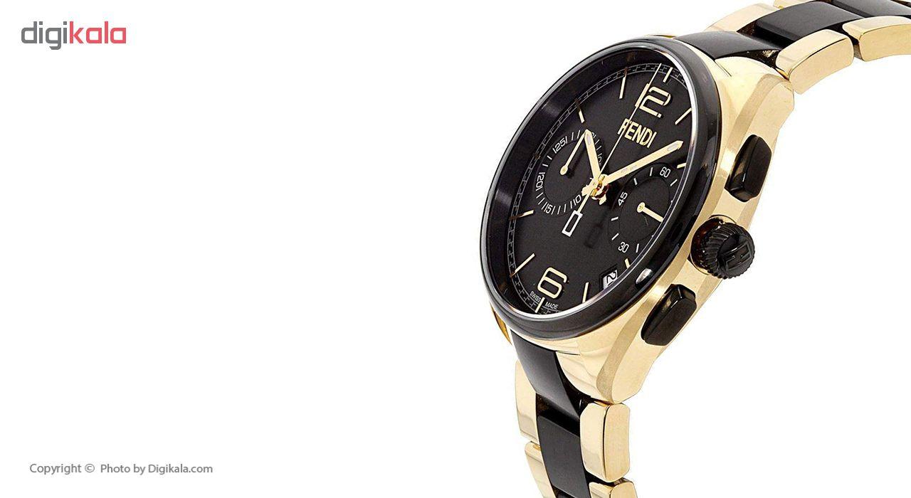 ساعت مچی عقربه ای مردانه فندی مدل F219411000