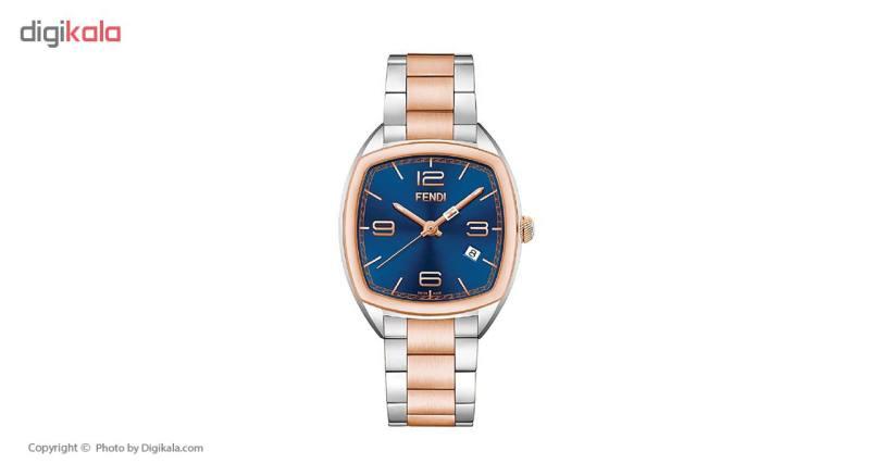 ساعت مچی عقربه ای مردانه فندی مدل F221213000