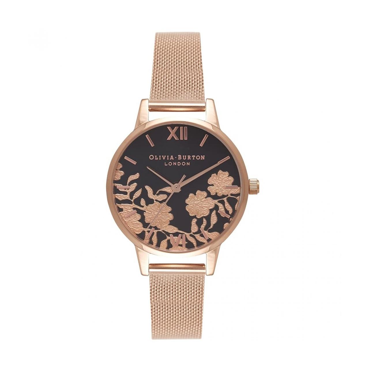 ساعت مچی عقربه ای زنانه الیویا مدل OB16MV57