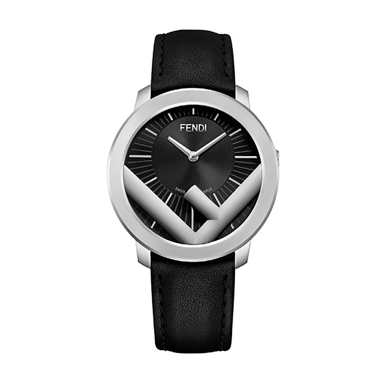 ساعت مچی عقربه ای مردانه فندی مدل F710011011 16