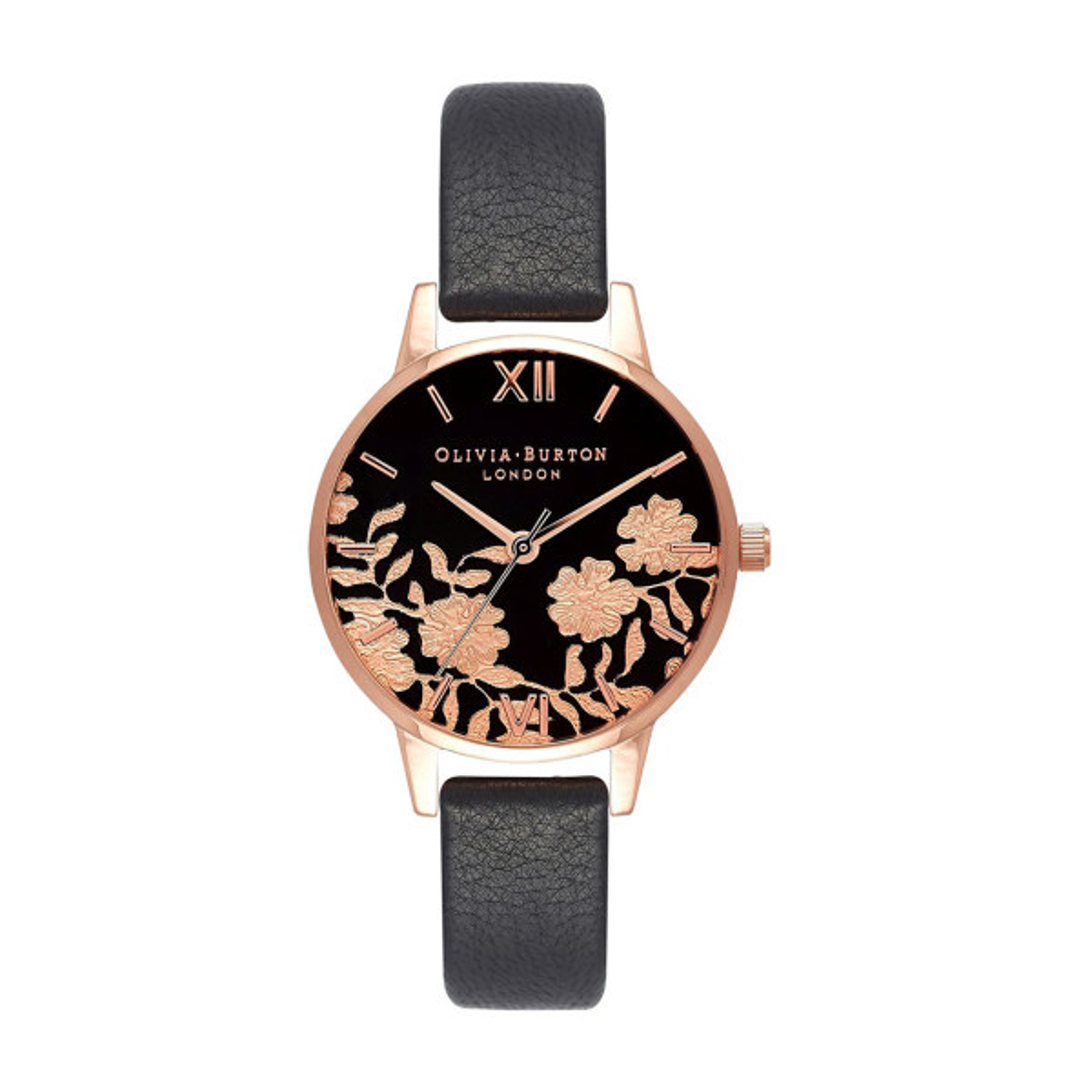 ساعت مچی عقربه ای زنانه الیویا مدل OB16MV75