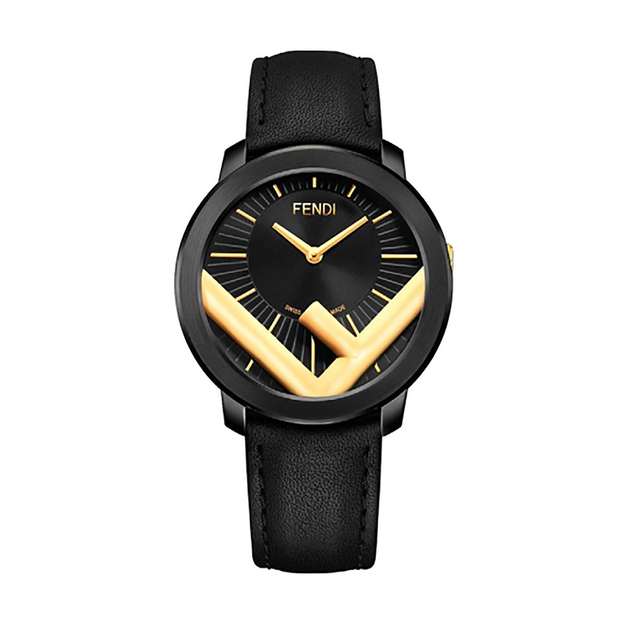 ساعت مچی عقربه ای مردانه فندی مدل F712111011 4