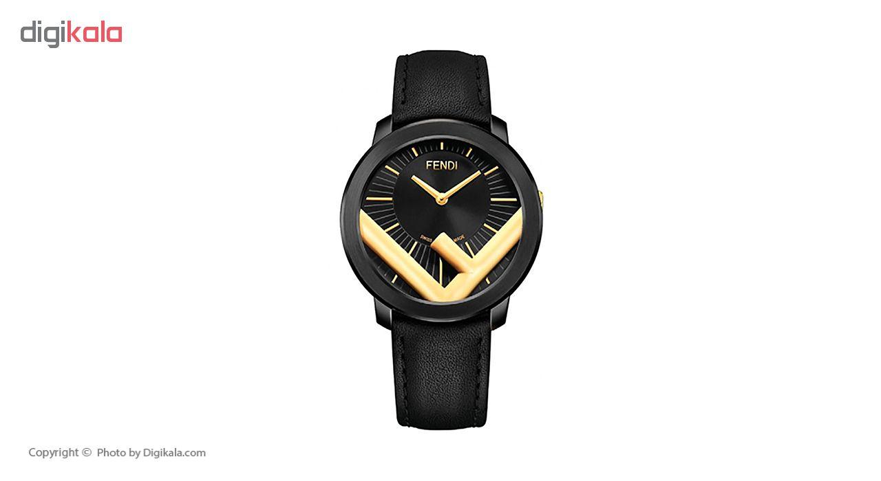 ساعت مچی عقربه ای مردانه فندی مدل F712111011