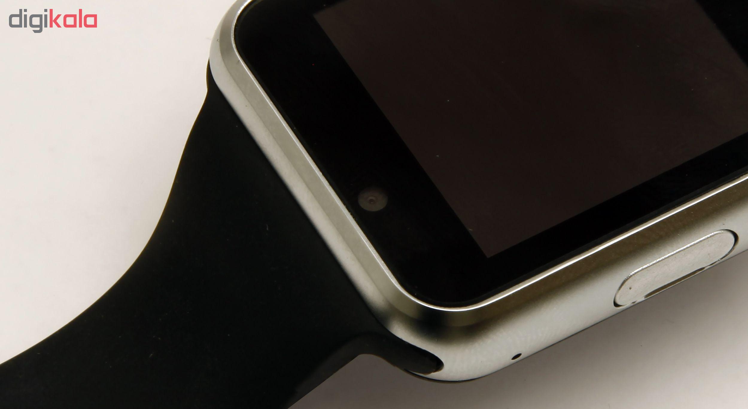 خرید ساعت هوشمند سومگ مدل W101