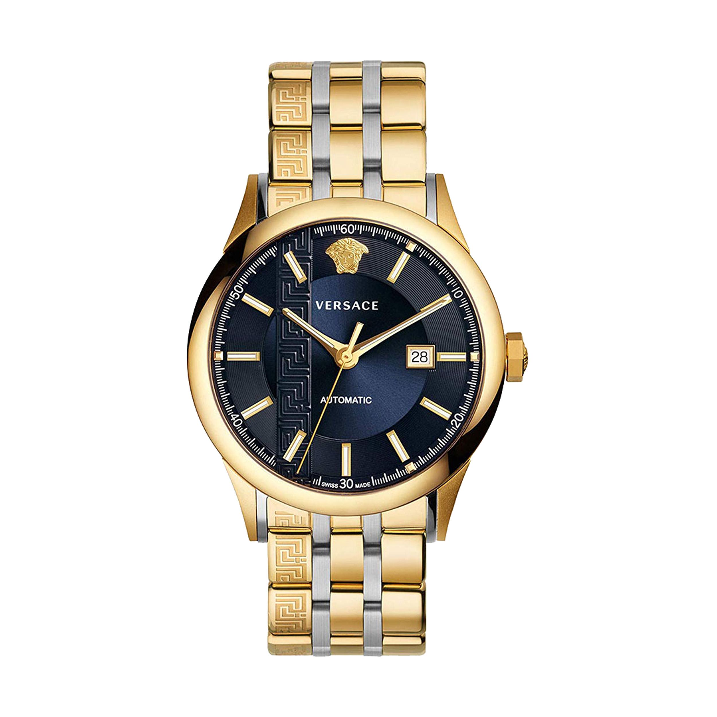 ساعت مچی عقربه ای مردانه ورساچه مدل V18050017