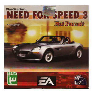 بازی Need for Speed 3 مخصوص ps1
