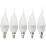 لامپ ال ای دی 7 وات سیدکو مدل C37W پایه E14 بسته 5 عددی
