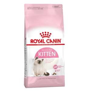 غذای خشک بچه گربه رویال کنین مدل 2 Kitten وزن 2 کیلوگرم  