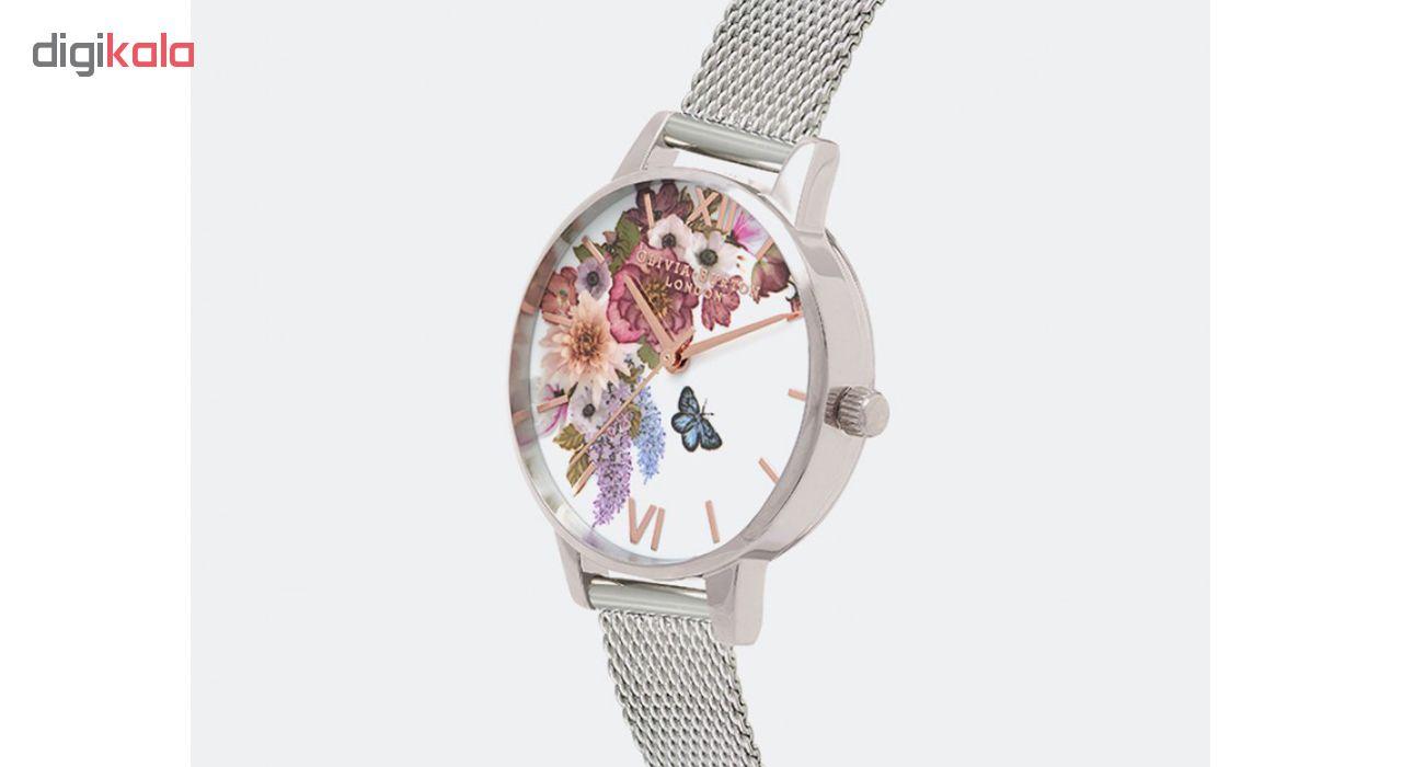 ساعت زنانه برند الیویا مدل OB16EG103