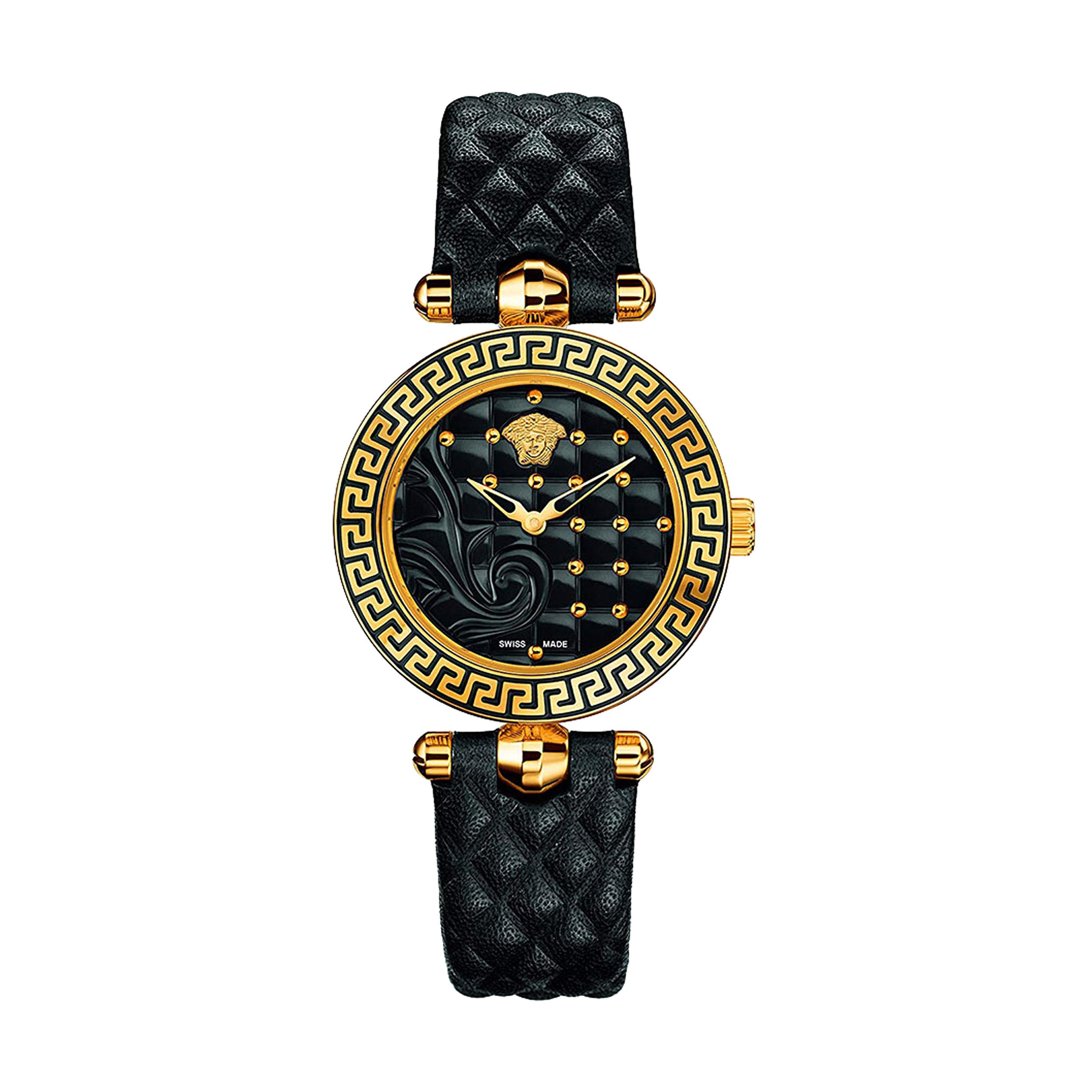 ساعت مچی عقربه ای زنانه ورساچه مدل VQM010015