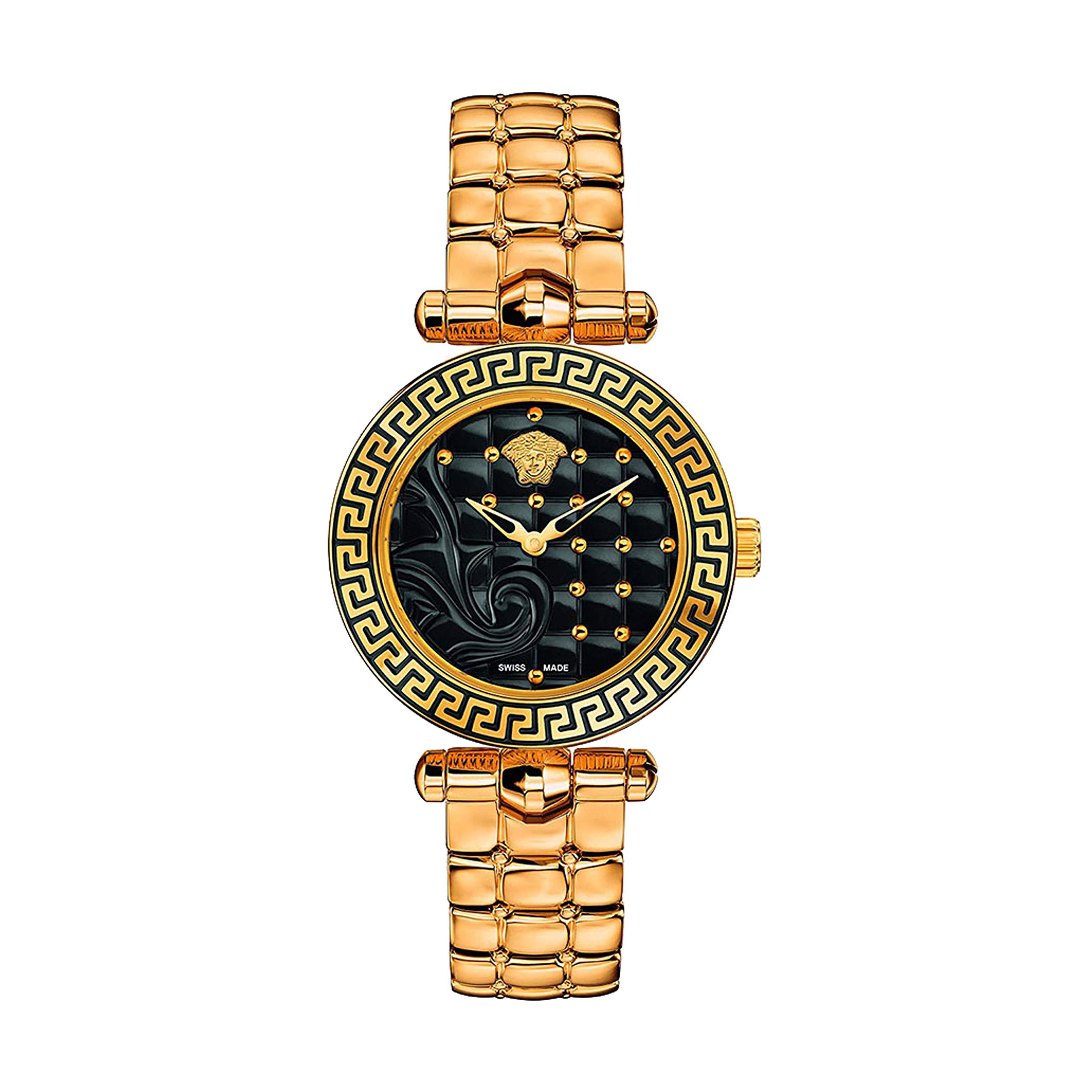 ساعت مچی عقربه ای زنانه ورساچه مدل VQM050015
