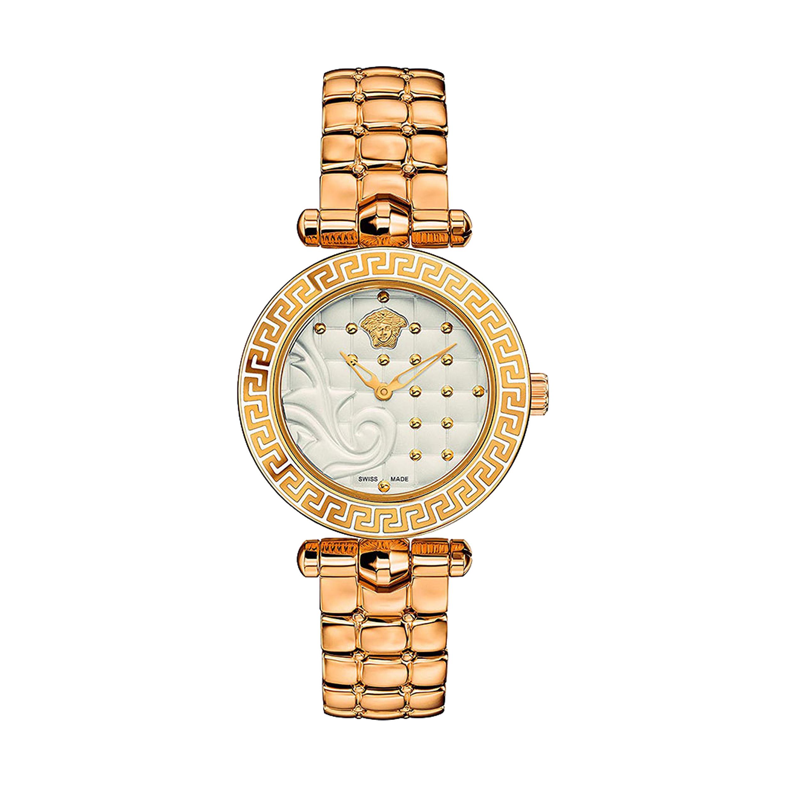 خرید ساعت مچی عقربه ای زنانه ورساچه مدل VQM060015