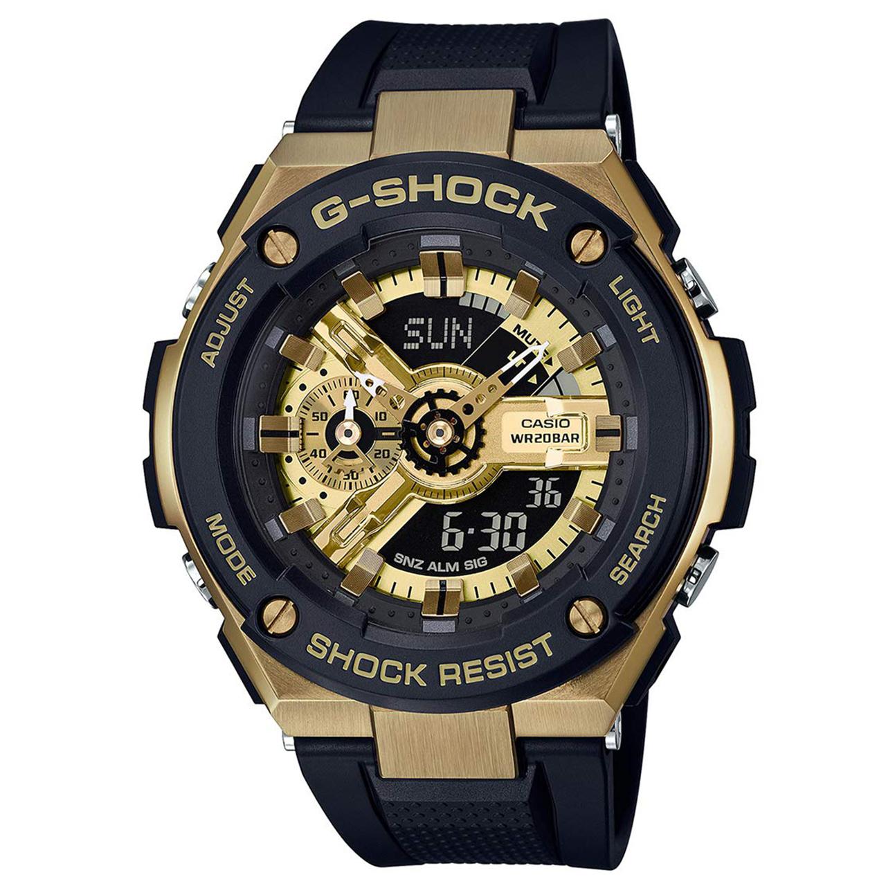 ساعت مچی عقربه ای مردانه کاسیو مدل GST-400G-1A9DR 1