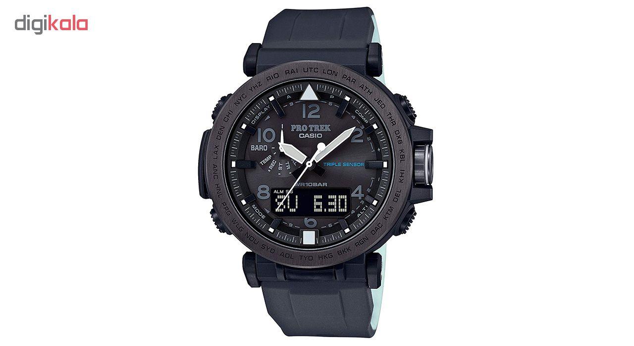 کد تخفیف                                      ساعت مچی عقربه ای مردانه کاسیو مدل PRG-650Y-1DR