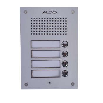 پنل درب بازکن صوتی آلدو مدل AL-4UD |